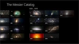 Messier Catalogue